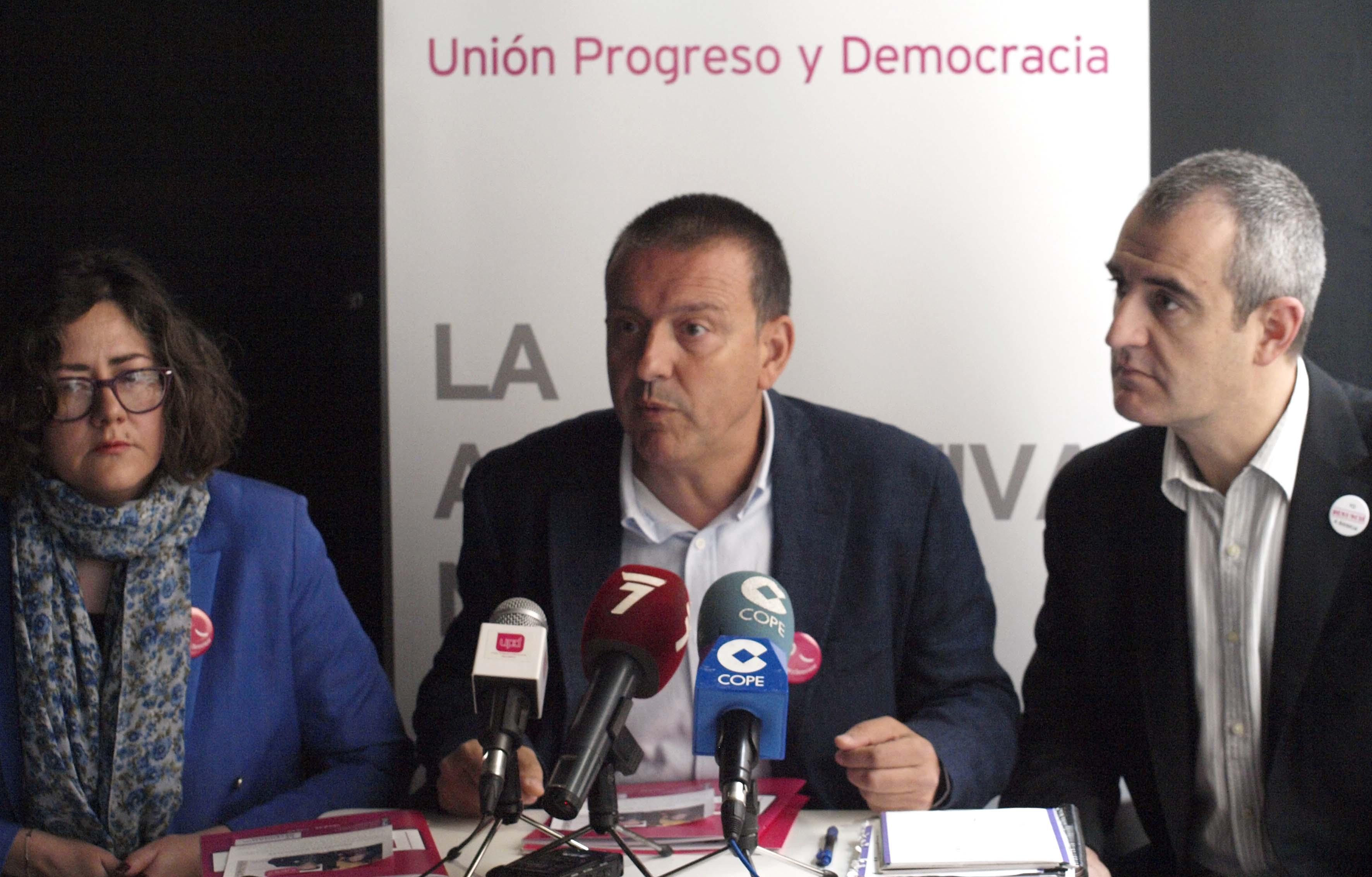 Juan Manuel Cabrera: «Esperamos obtener una representación significativa que nos permita ser decisivos a la hora de gobernar la ciudad»