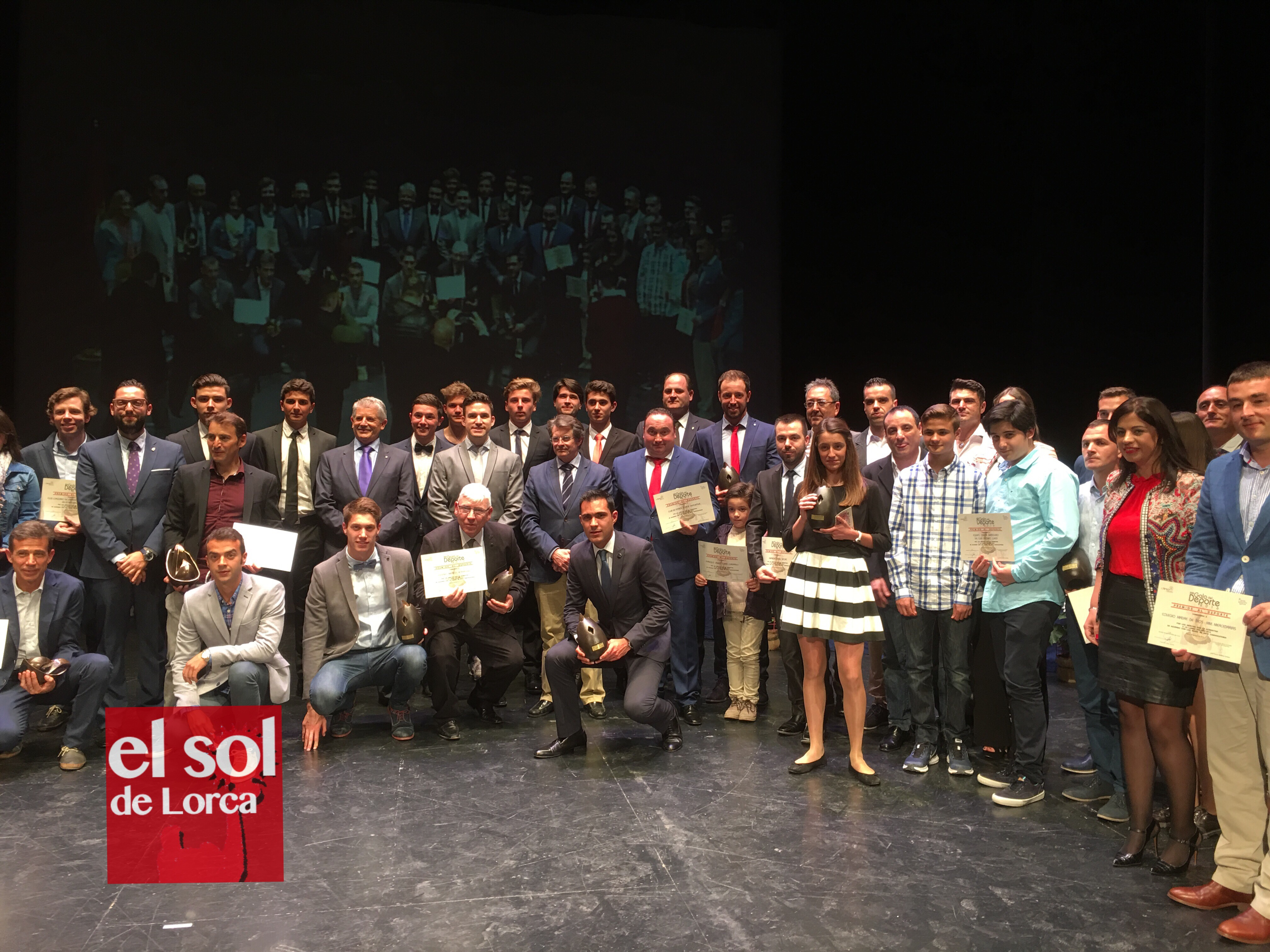 FOTONOTICIA: 'XXII Gala del Deporte de Lorca'