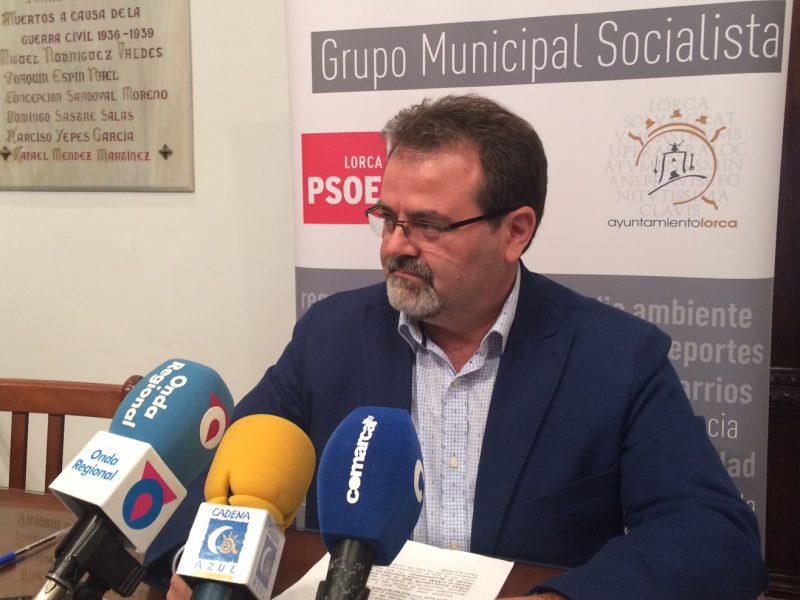 """Según el PSOE """"miles de damnificados siguen viviendo un auténtico calvario"""""""