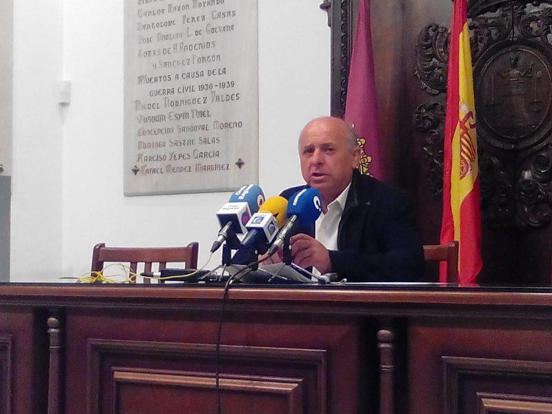 Según IU-V «la reconstrucción de Lorca está inconclusa» cinco años después del terremoto