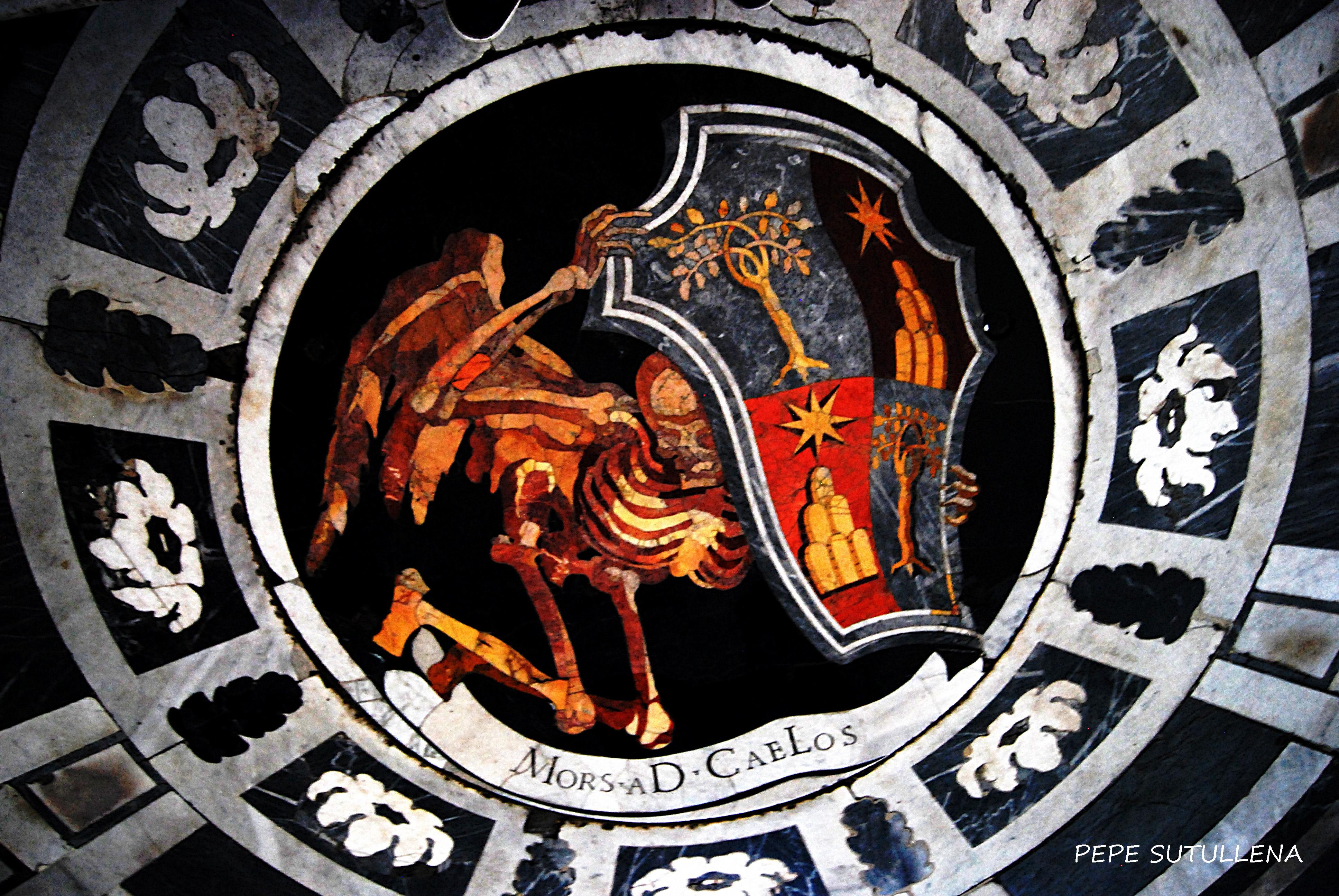 Morte ad Caelos, de Bernini