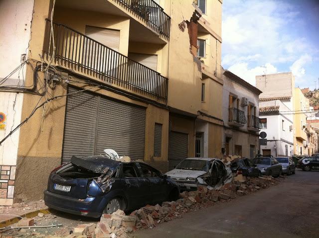 #Terremotolorca por Paco Perán