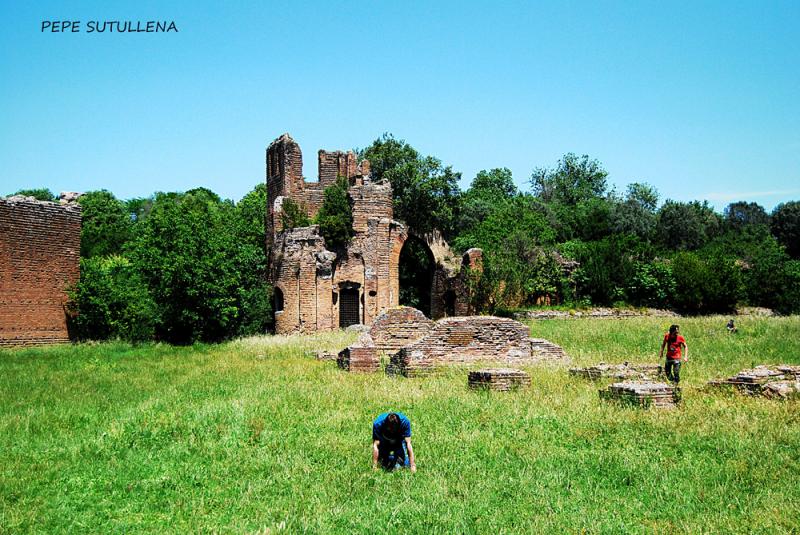 16. Camino se hace al andar: la vía Appia Antica