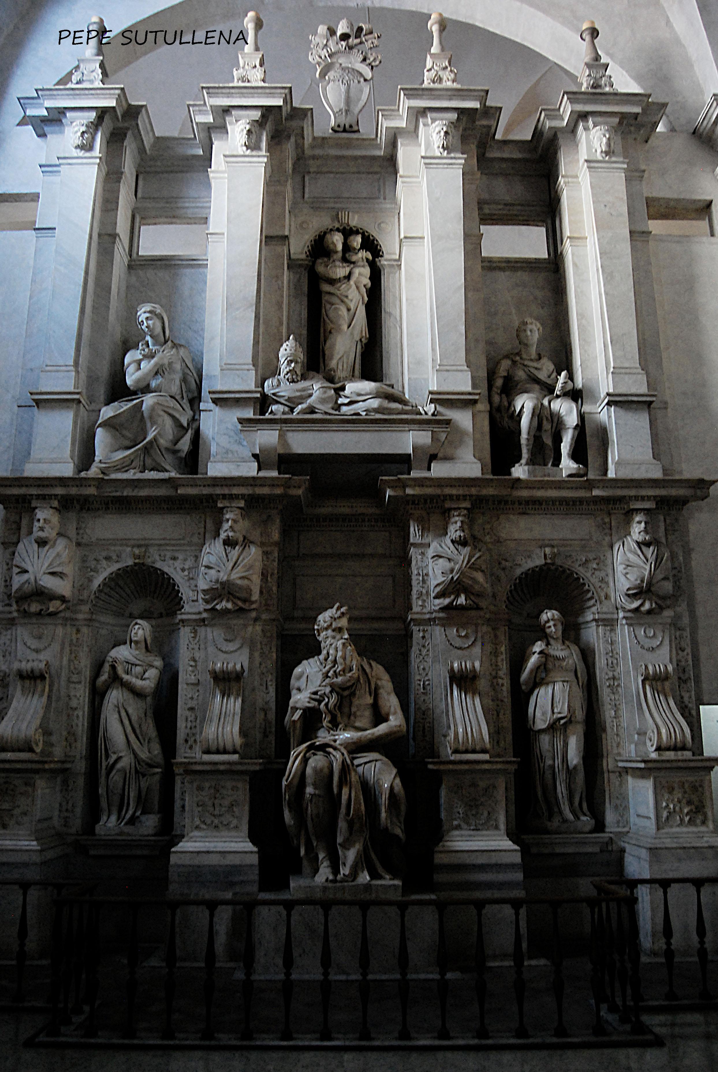 Sepulcro de Julio II