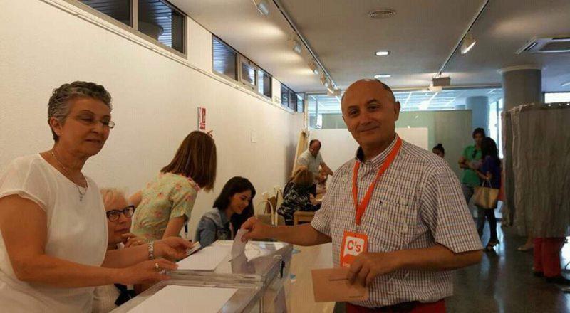 """Meca afirma que """"Ciudadanos será decisivo en la formación del nuevo Gobierno"""""""