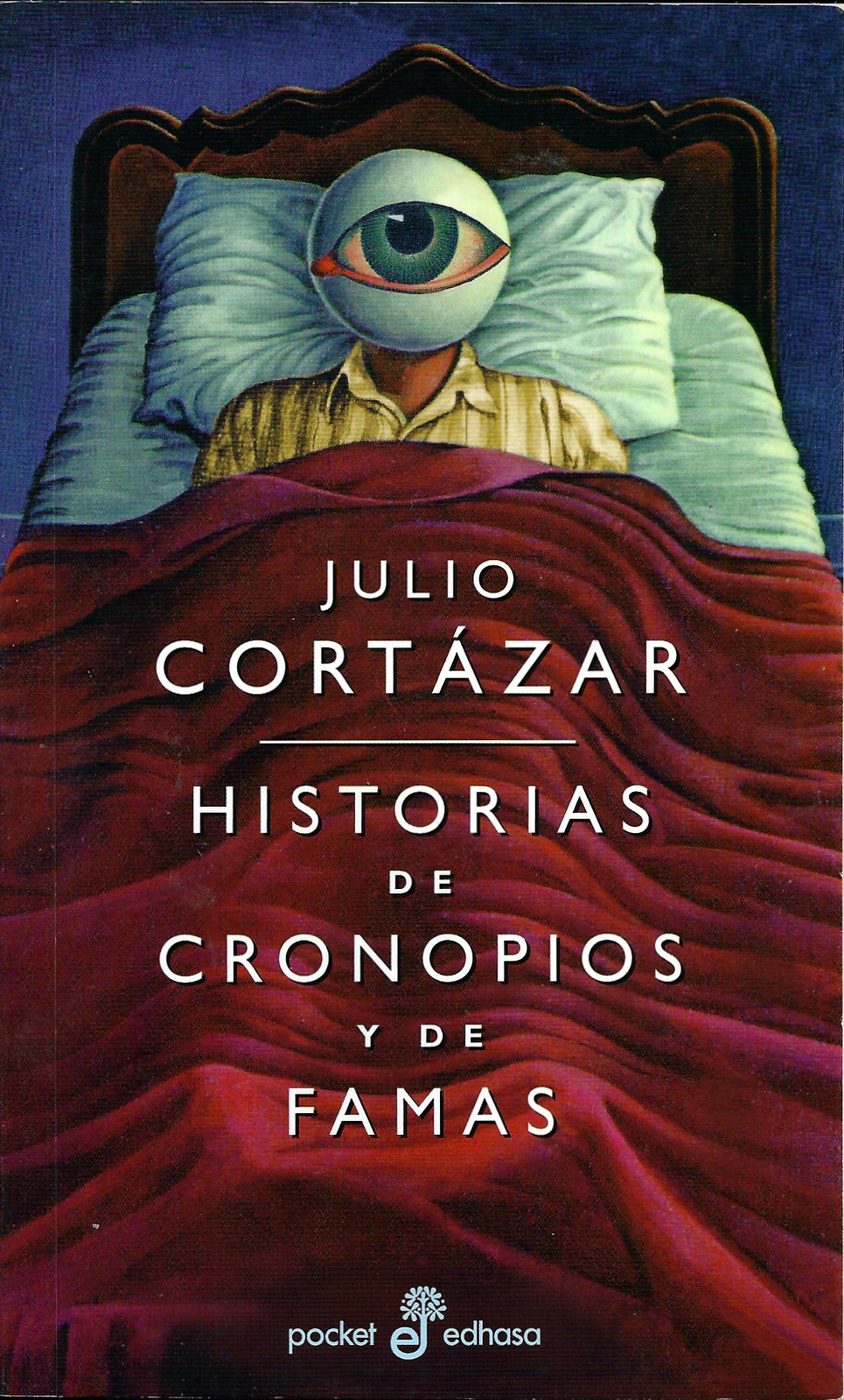 Historia de Cronopios y de Famas, de Julio Cortázar