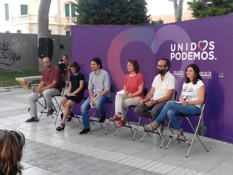 """Sánchez Serna: """"No sólo nos jugamos las elecciones, también un modelo de país"""""""