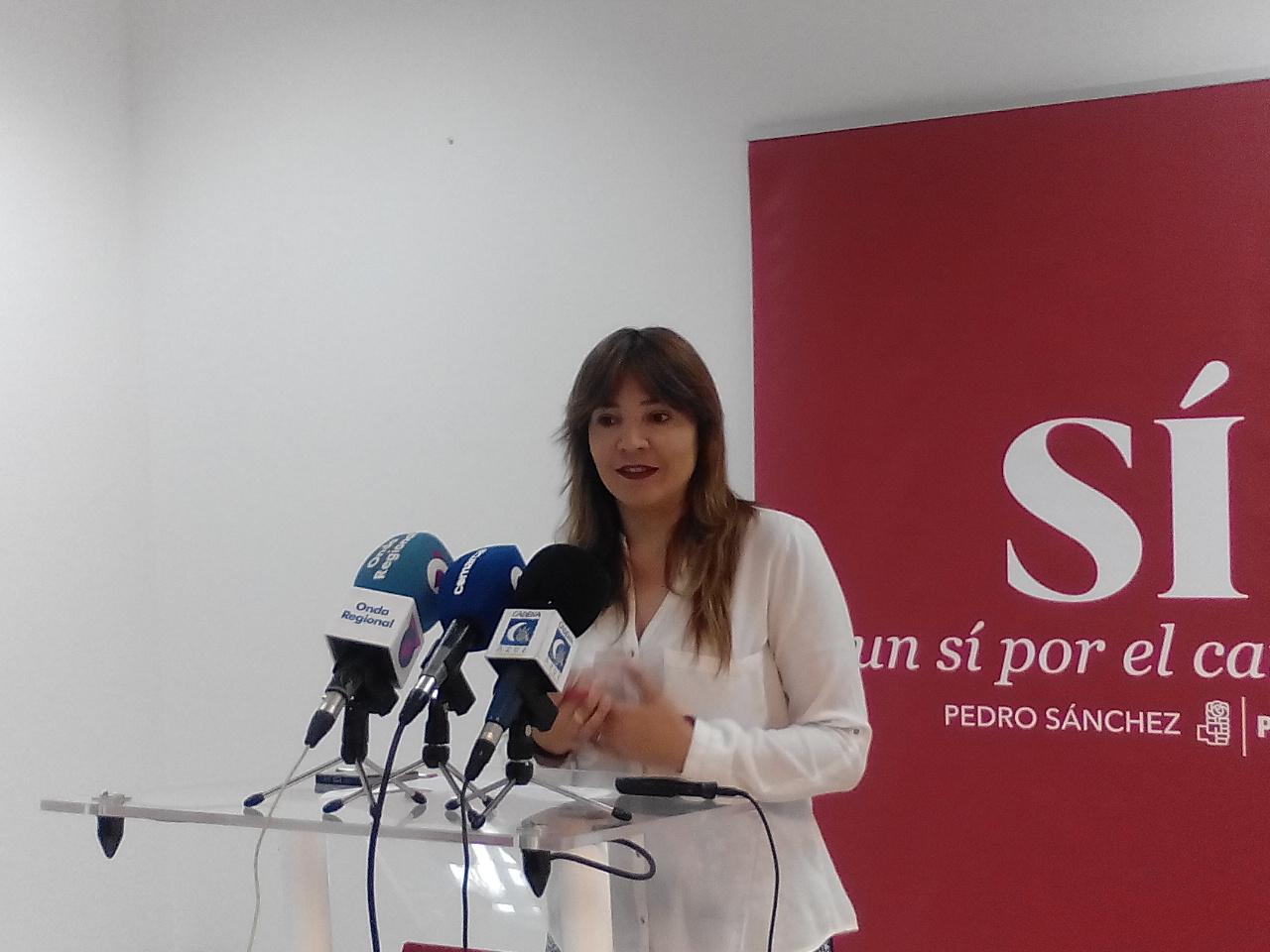 Sánchez Jódar: «Sólo el voto al PSOE garantiza un gobierno obsesionado con los problemas reales»