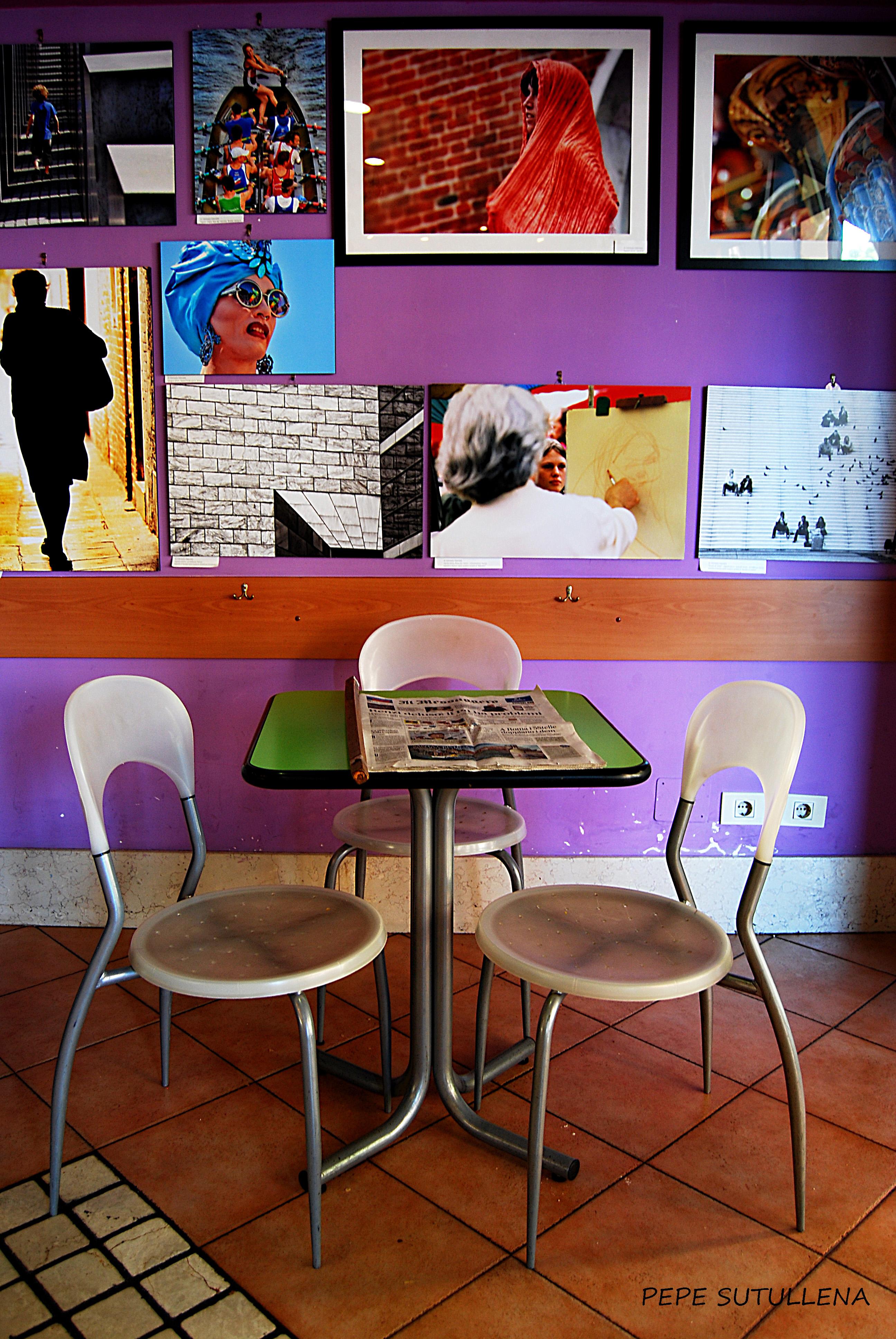 Una esquina con encanto en el bar de Alfredo y Lia