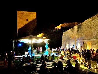 Este jueves, el castillo de Lorca celebrará la tradicional Noche de las Perseidas y Poesía