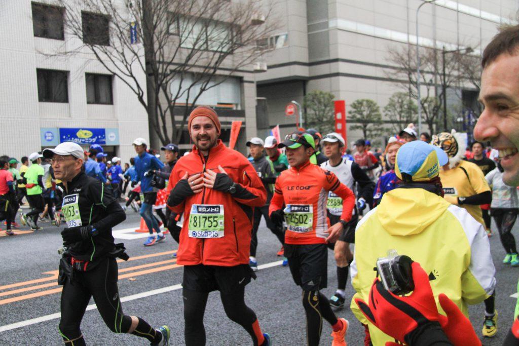 Maraton de Tokio 2015