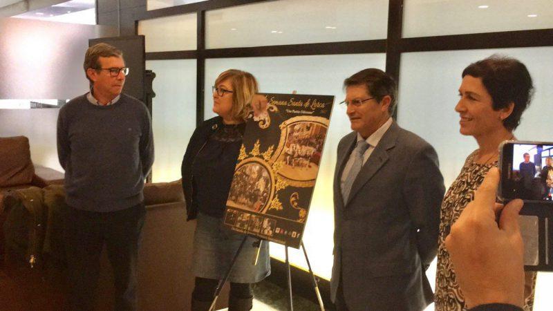 Ya en marcha el sexto concurso para elegir el Cartel de la Semana Santa de Lorca de 2018