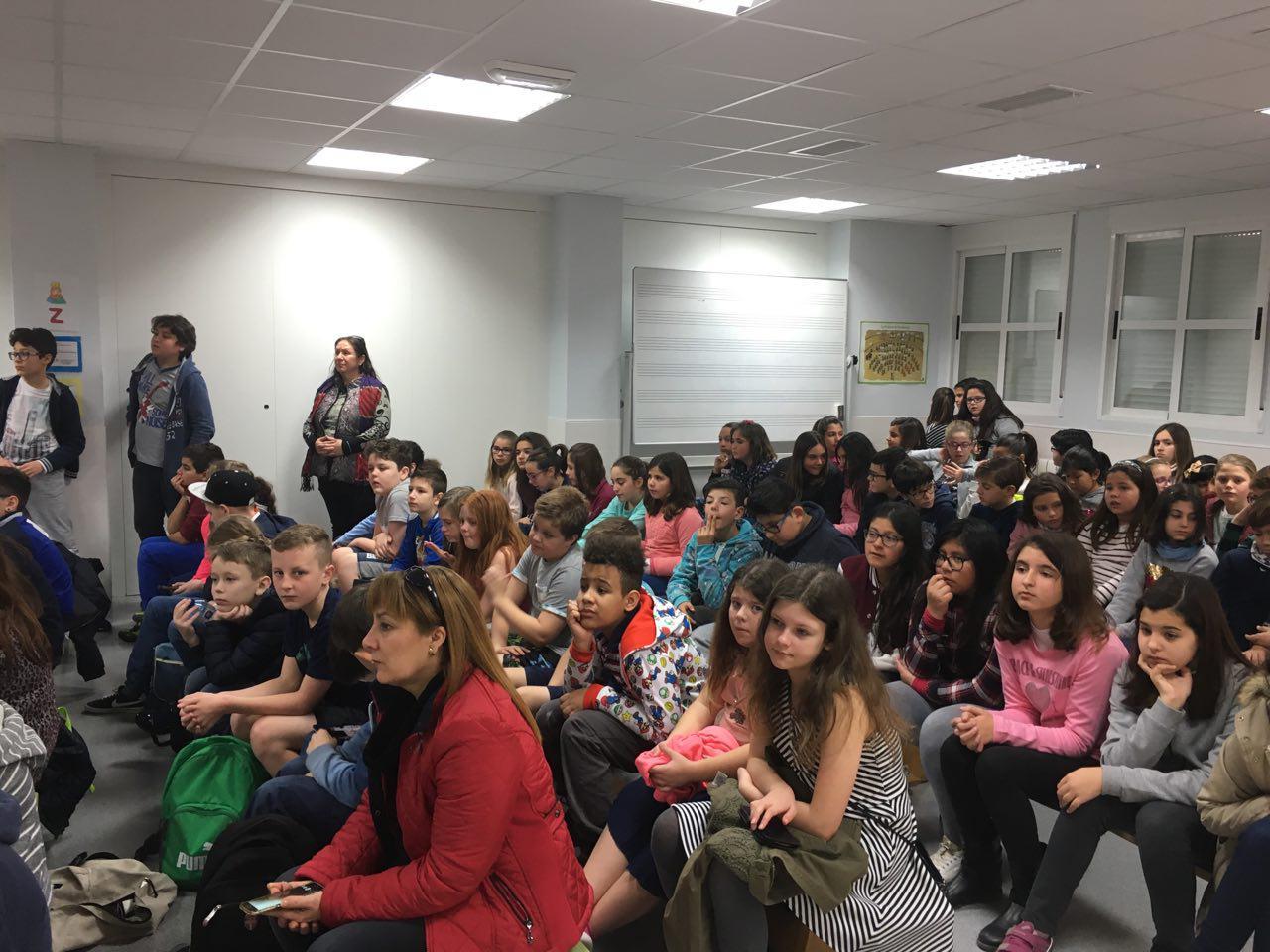 El CEIP Andrés García Soler participa enproyectos con colegios de Letonia, Inglaterra e Italia