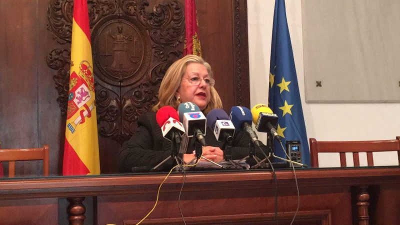 """Martínez: """"Los derribos se realizan con estricto cumplimiento de la normativa legal"""""""