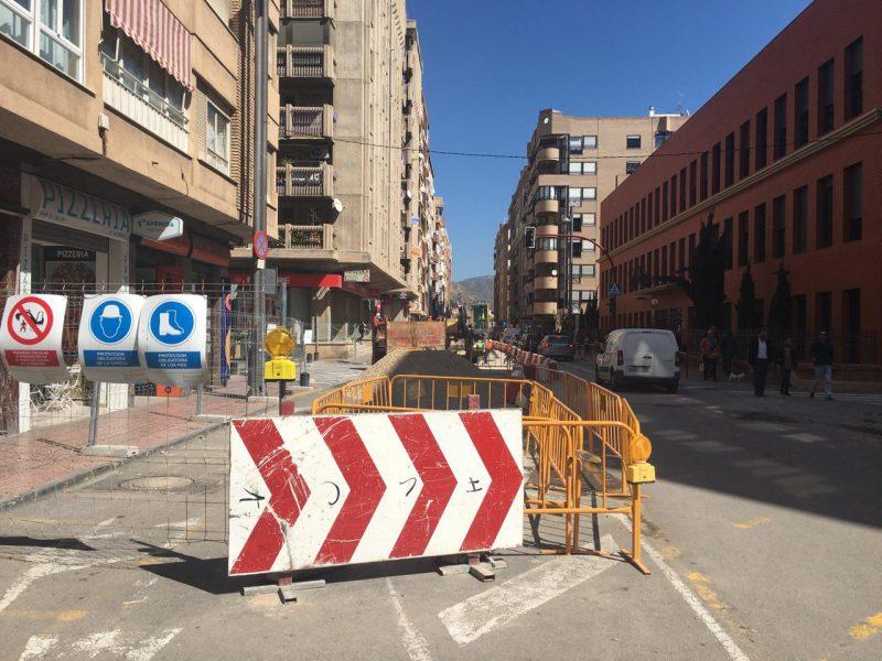 Cortada la Avenida Juan Carlos I entre Musso Valiente y Santa Clara del miércoles al viernes