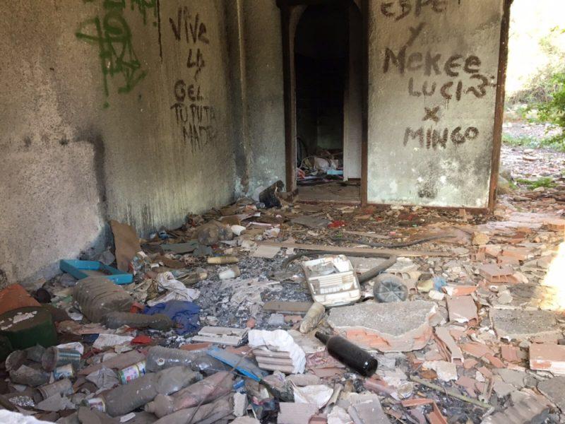 """Vuelven a denunciar el """"nido de ratas y basura"""" en el que se ha convertido 'La Quinta'"""