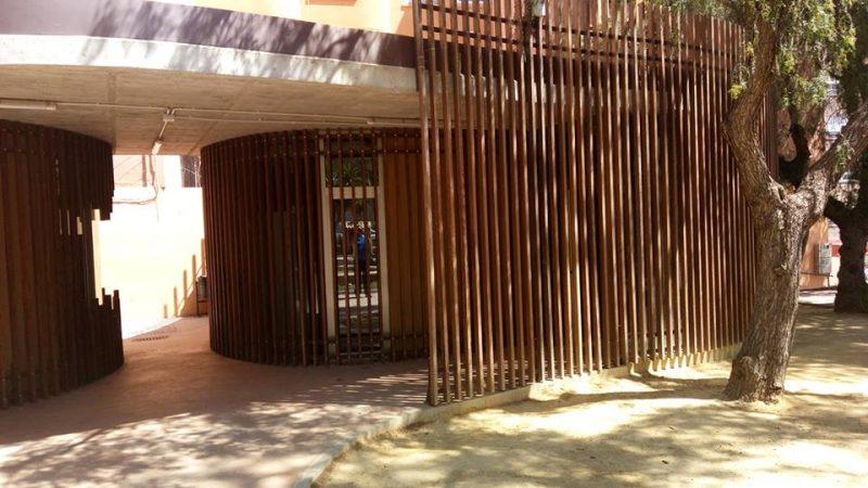 """Podemos pide que """"el aula vecinal del Parque de La Viña sea un aula de estudio"""""""