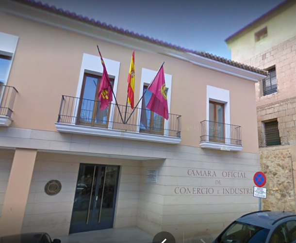 """La Comunidad destina 46.000 euros a la Cámara de Comercio """"para el apoyo del pequeño comercio"""""""