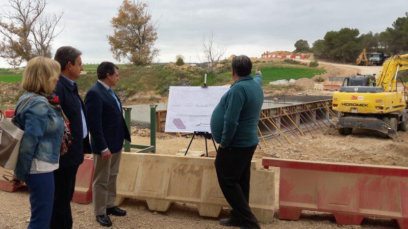 Un paso elevado sobre el Barranco del Muerto, en Zúñiga, evitará los problemas de las lluvias