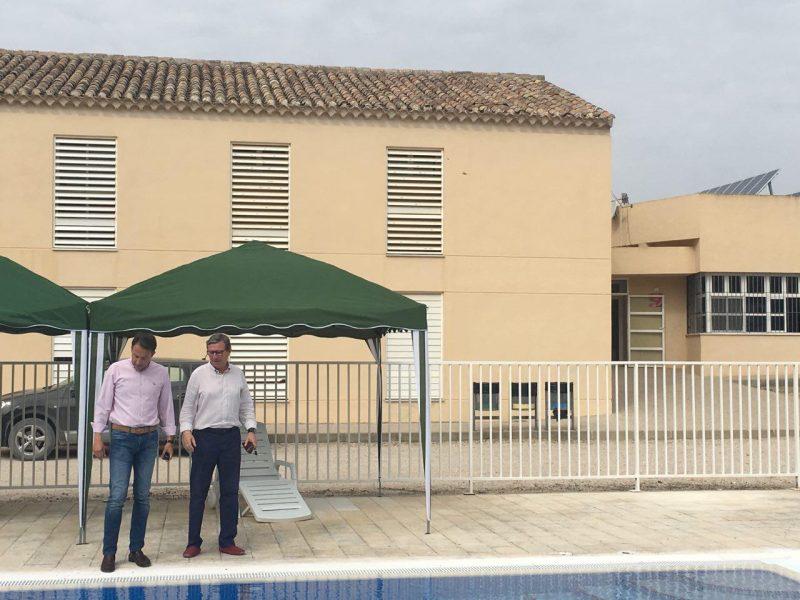 El albergue de Casa Iglesias alcanza una ocupación del 100% para el mes de julio