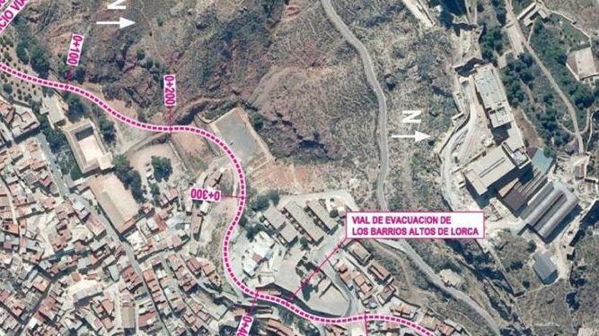 61 empresas presentan su oferta para las obras de mejora de los accesos al Castillo y los barrios altos