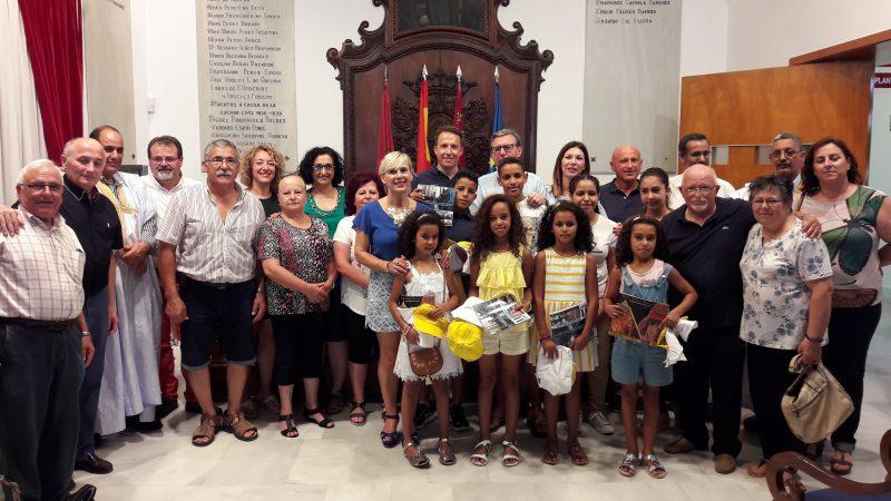 10 niños saharauis pasan el verano en Lorca gracias al programa 'Vacaciones en Paz'