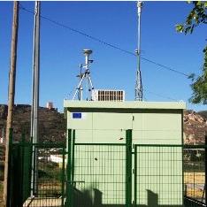 """Según IU-V, """"Lorca está a punto de superar el límite máximo anual de contaminación por ozono"""""""