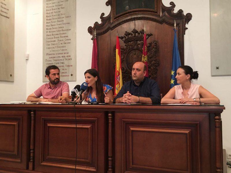 El PSOE se queja ante la Defensora del Pueblo de las listas de espera del hospital Rafael Méndez