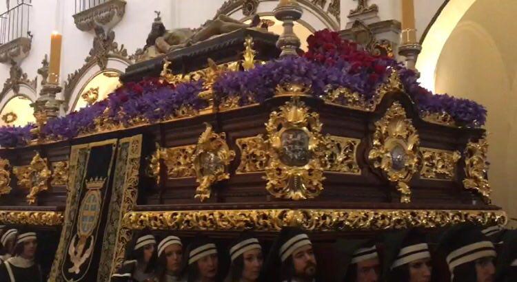 Subvención para restaurar la imagen del Paso Azul, el Cristo Yacente del escultor José Planes