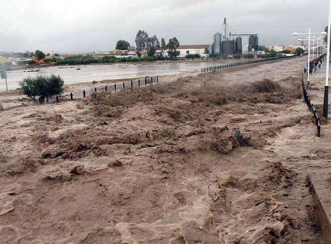 IU-Verdes vuelve a exigir medidas para evitar futuras avenidas e inundaciones
