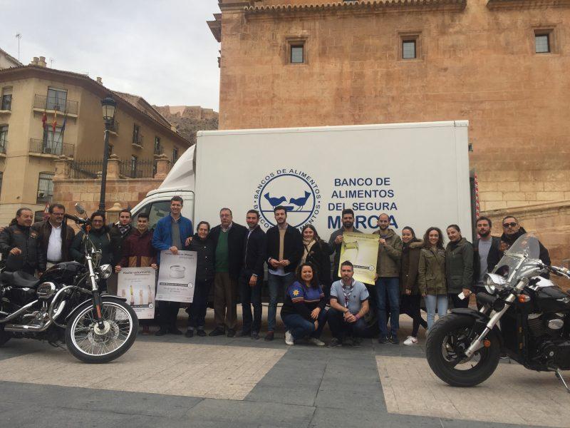 Lorca participará, este viernes y sábado, en una campaña nacional de recogida de alimentos