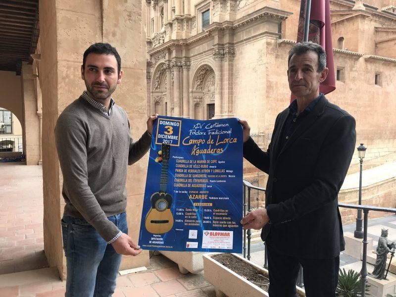 Grupos de Murcia, Málaga y Almería participarán en el XIV certamen de folclore tradicional Campo de Lorca