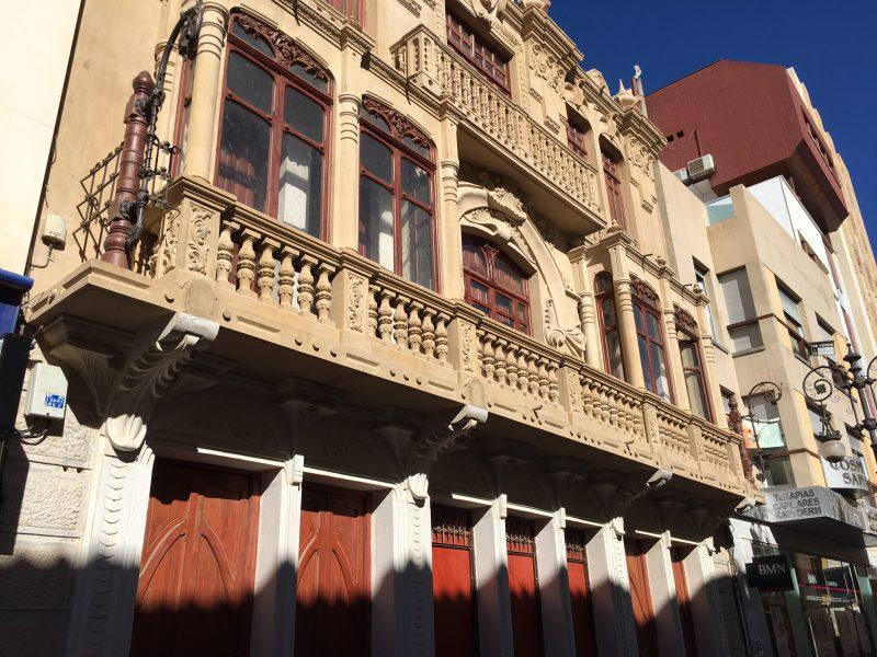 El PSOE pide que se conmemore el centenario de la fundación del edificio de la Cámara Agraria de Lorca