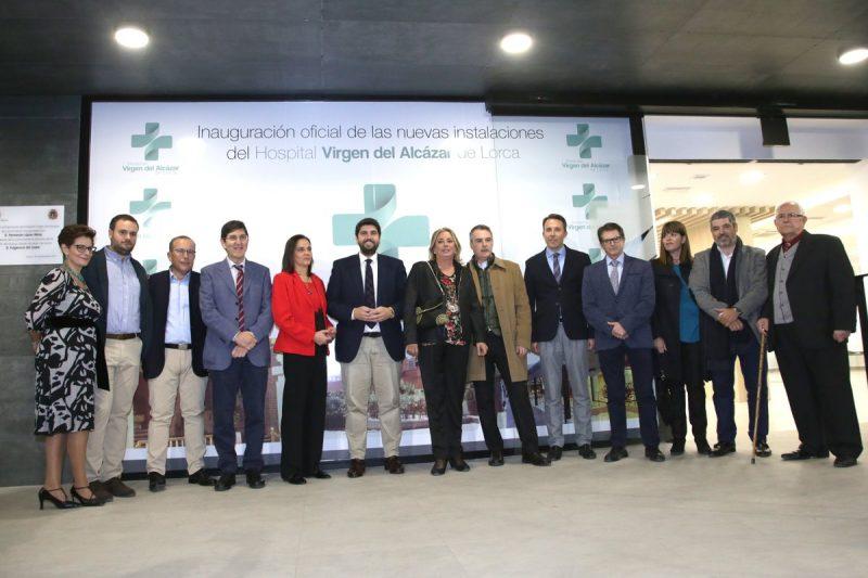 Nuevas instalaciones y servicios de última generación para el hospital Virgen del Alcázar