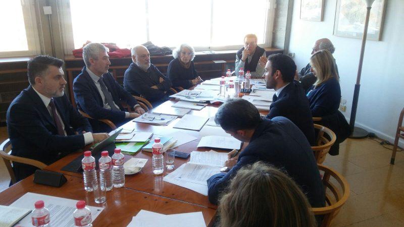 La comisión mixta del Plan Director aprueba 1,5 millones de euros para la recuperación del Casino Artístico Literario