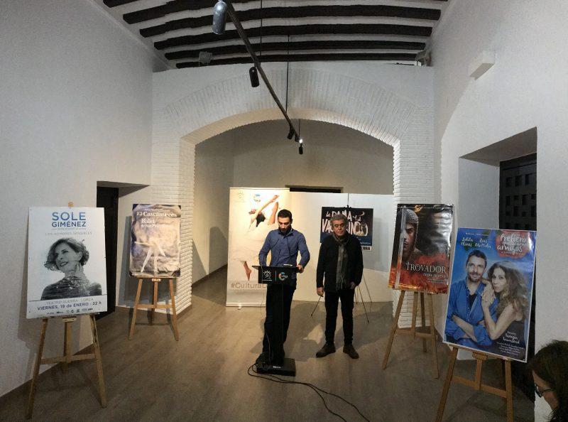 Concha Velasco, Lolita Flores, Rozalén y Jarabe de Palo pasarán por el Teatro Guerra los próximos meses
