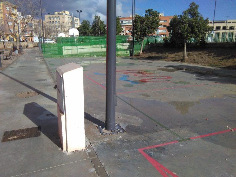 """El parque de la Casa Mata en San Diego """"abandonado"""" dos años después de su inauguración"""