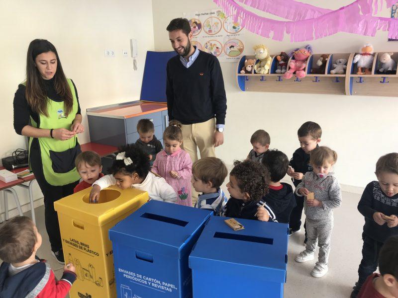 Objetivo: Aprender los beneficios del reciclaje desde pequeños