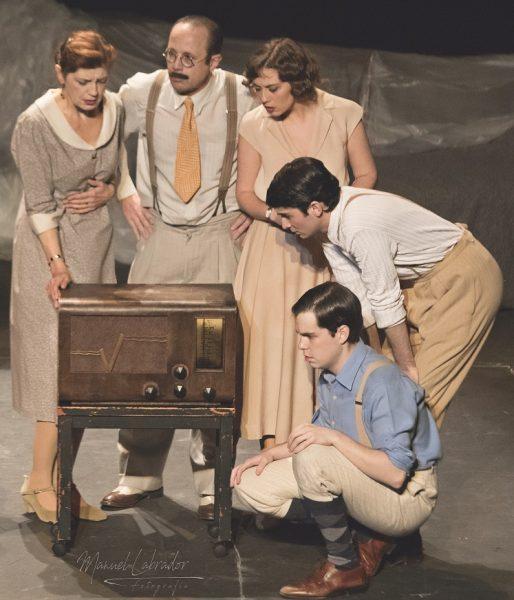 'Las bicicletas son para el verano' llega al Teatro Guerra de la mano de César Oliva