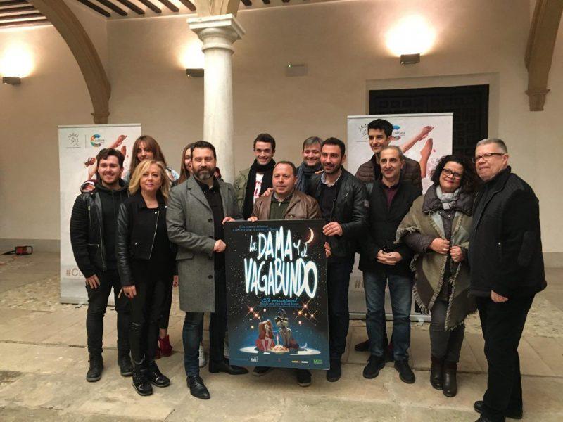 """El dibujante de Marvel, Daniel Acuña, autor del cartel del nuevo musical """"La Dama y el Vagabundo"""""""