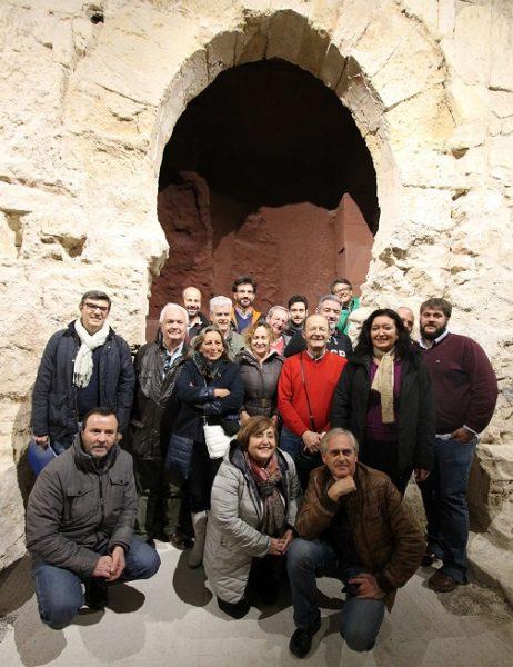 Especialistas en Intervención sobre el Patrimonio conocen el ejemplo de la recuperación de Lorca