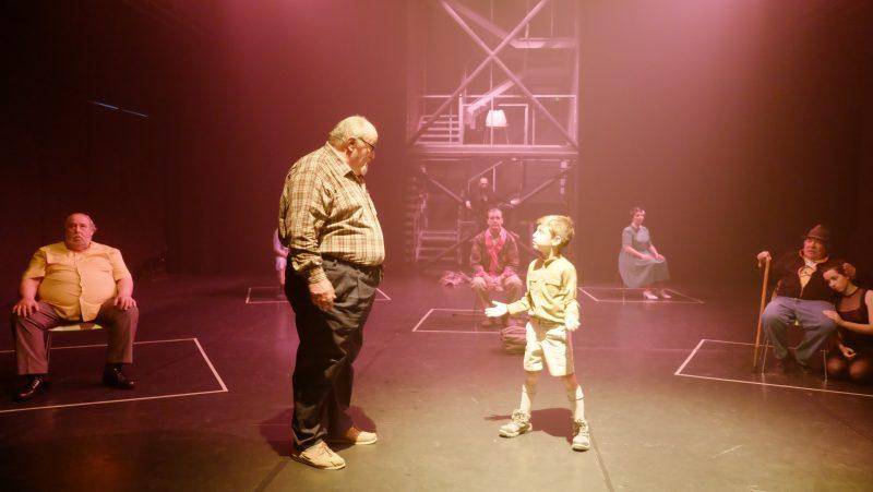 La Compañía 'MÁS' de Jesús Abandonado trae al Teatro Guerra su obra 'Postales para un niño'
