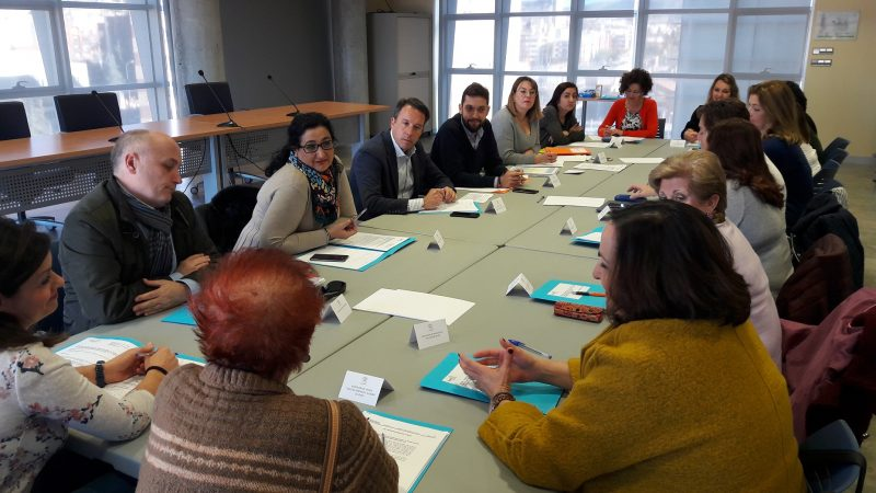 Echa a andar el Consejo Sectorial de Mujer e Igualdad de Oportunidades de Lorca