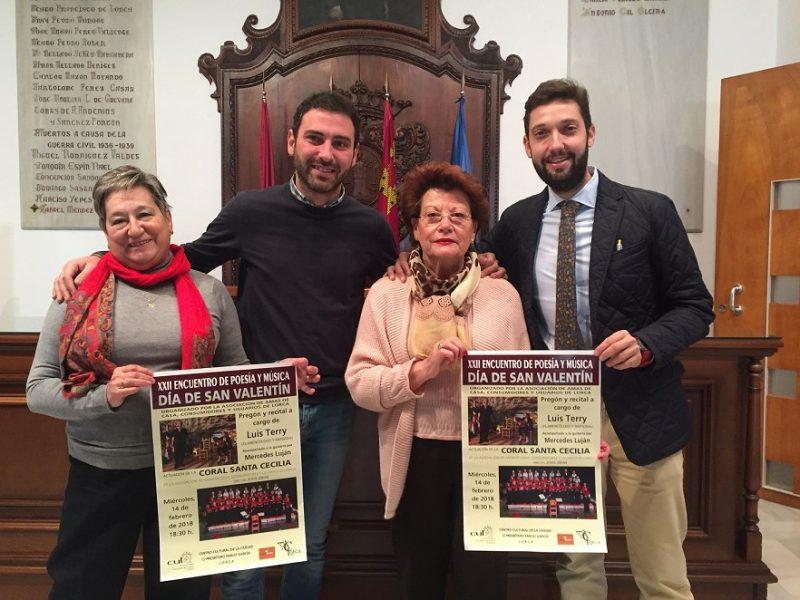 Las Amas de Casa celebrarán San Valentín con una gala en el Centro Cultural