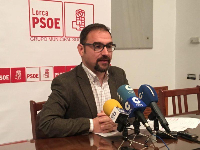 Un error en la planificación de las obras obliga a anular el expediente del vial de los barrios altos, según el PSOE