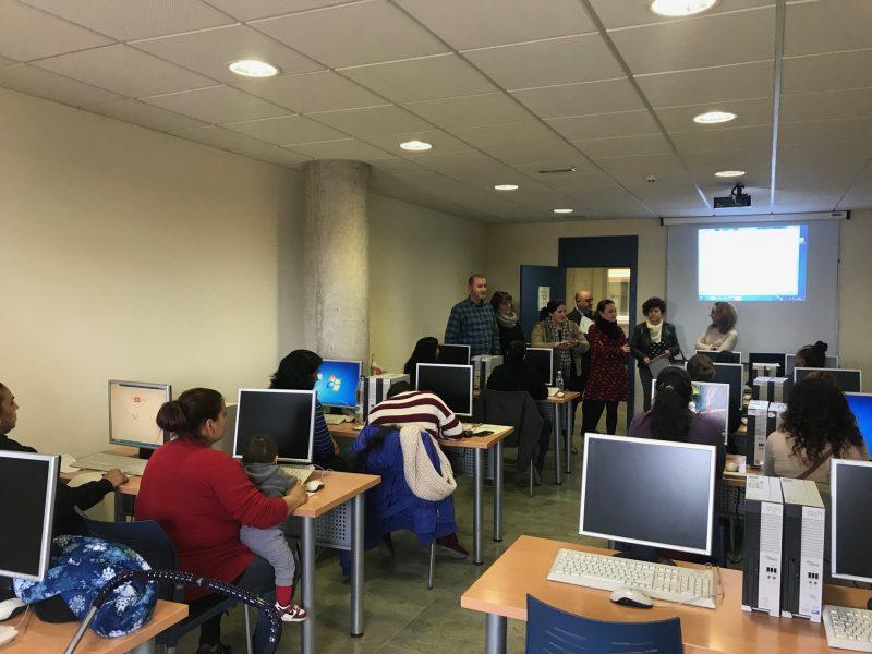 Más de 100 jóvenes y adultos se benefician, en Lorca, del Plan de Desarrollo Gitano