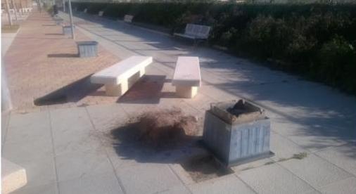 Más de 110.000 euros en reparar los actos vandálicos producidos durante el último año