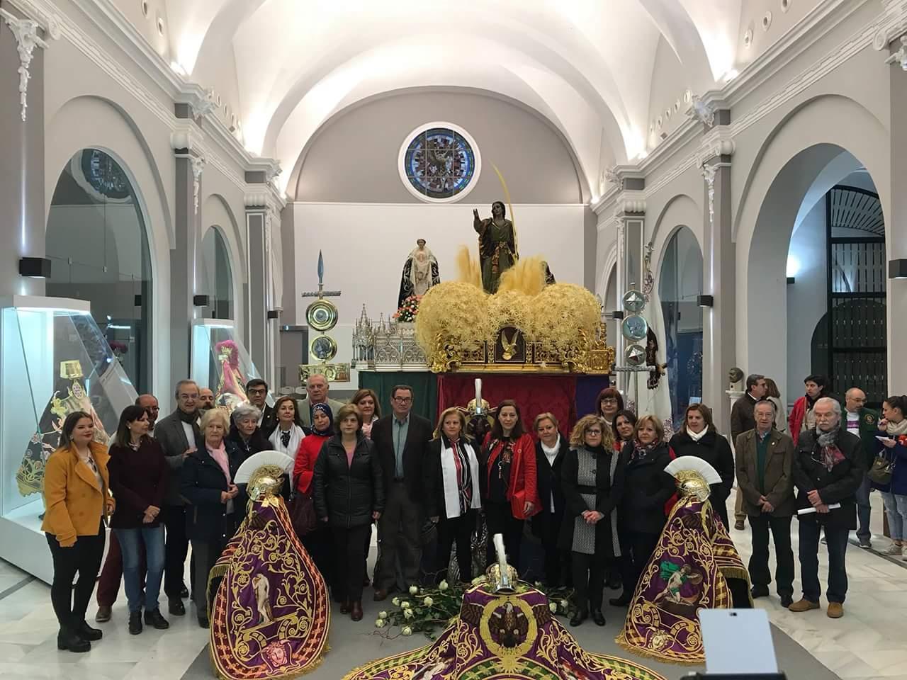 El Paso Blanco celebra este viernes su tradicional Cena de Semana Santa