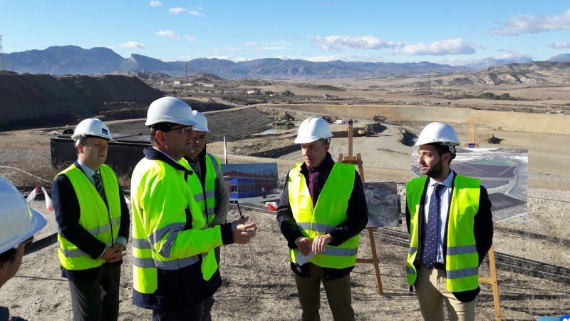 Barranco Hondo, a la vanguardia en tratamiento y recuperación de residuos urbanos