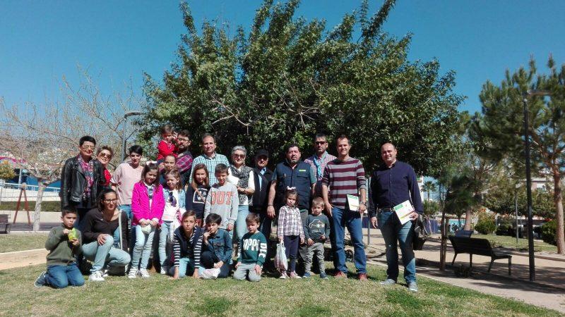"""El Parque de San José se convierte en un """"museo botánico"""""""